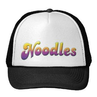 Noodles Trucker Hats