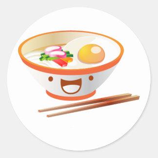 Noodles Stickers