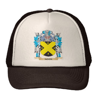 Noon Coat of Arms - Family Crest Trucker Hat