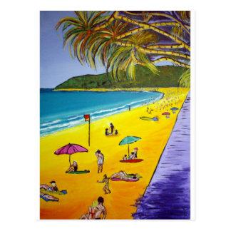 Noosa Beach Postcard