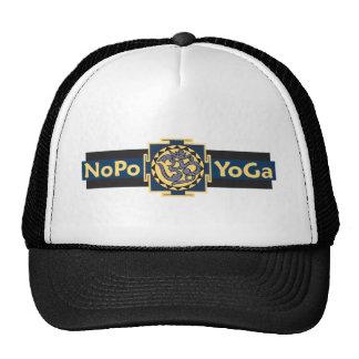 NoPo YoGa Trucker Hat Mesh Hats