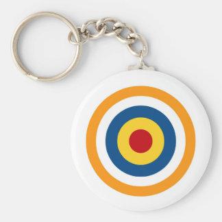Nor Fear 1.jpg Basic Round Button Key Ring
