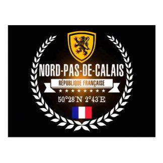 Nord-Pas-de-Calais Postcard