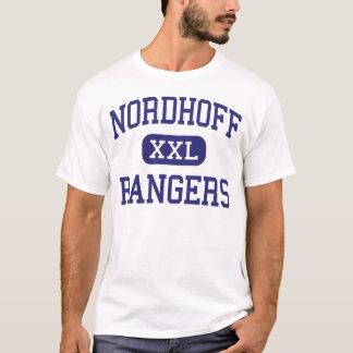 Nordhoff - Rangers - High School - Ojai California T-Shirt
