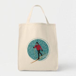 Nordic Ski Girl Bag