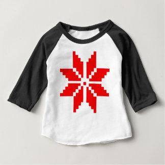 Nordic Snowflake Baby T-Shirt