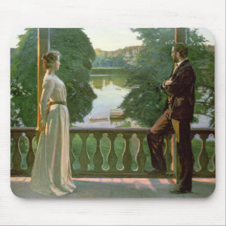 Nordic Summer Evening, 1899-1900 Mouse Pad