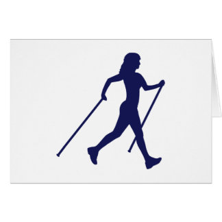 Nordic Walking Card