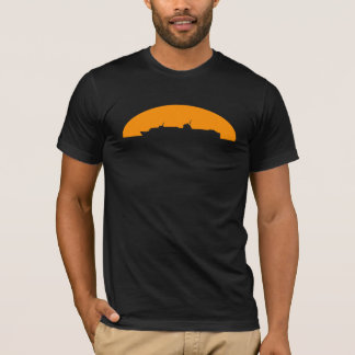 Nordica sunset t-shirt