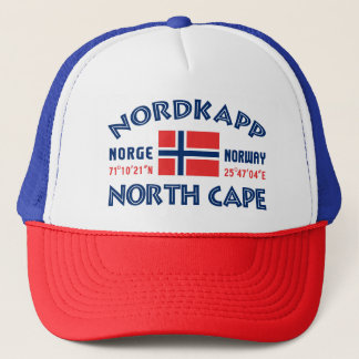 NORDKAPP Norway hat