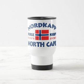 NORDKAPP Norway mugs