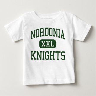 Nordonia - Knights - High School - Macedonia Ohio Baby T-Shirt