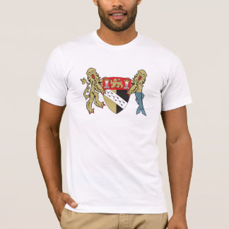 Norfolk Coat of Arms T-Shirt