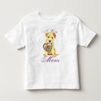Norfolk Heart Mom Toddler T-Shirt