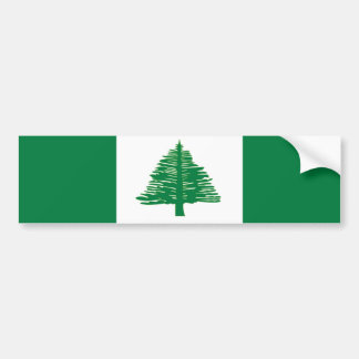 Norfolk Island Bumper Sticker