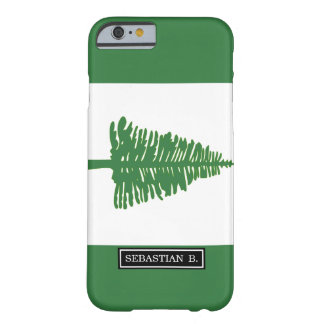 Norfolk Island Flag Barely There iPhone 6 Case
