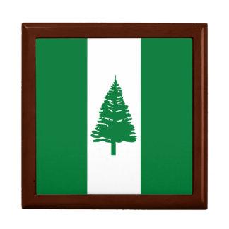 Norfolk Island Flag Gift Box