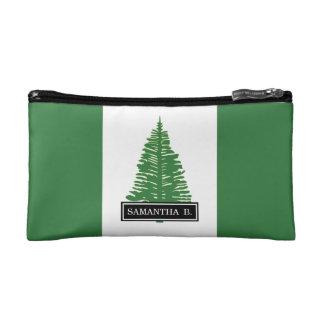 Norfolk Island Flag Makeup Bag