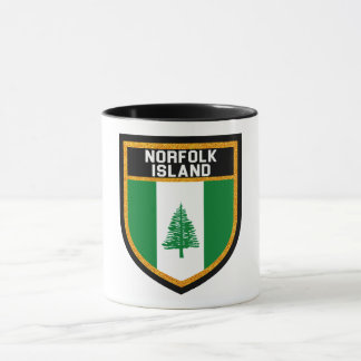 Norfolk Island Flag Mug