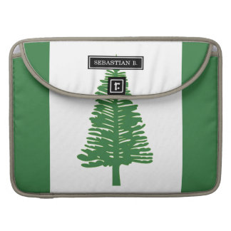 Norfolk Island Flag Sleeve For MacBook Pro