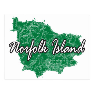 Norfolk Island Postcard