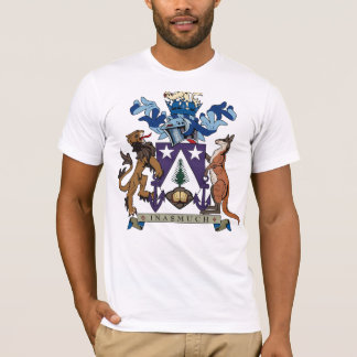 Norfolk Islands Coat of Arms T-shirt