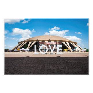 Norfolk Love Photo Print