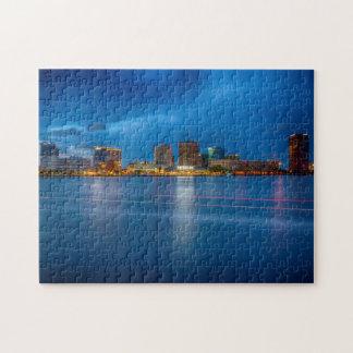 Norfolk Skyline Jigsaw Puzzle
