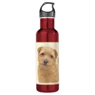 Norfolk Terrier 710 Ml Water Bottle