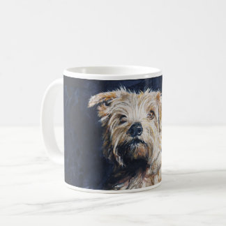 Norfolk Terrier head study Coffee Mug