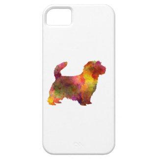 Norfolk Terrier in watercolor iPhone 5 Covers