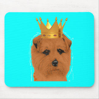 Norfolk Terrier King Mousepad