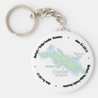 Norford/Hodge Family Reunion Memorabilia Key Chains