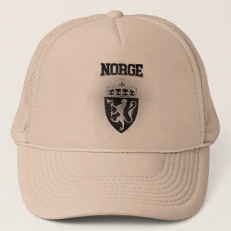 Norge Coat of Arms Trucker Hat