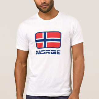 Norge Flag T-shirt