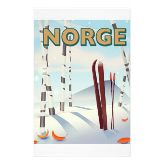 Norge Stationery