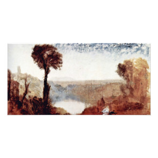 Norham Castle At Sunrise By Turner Joseph Mallord Photo Cards