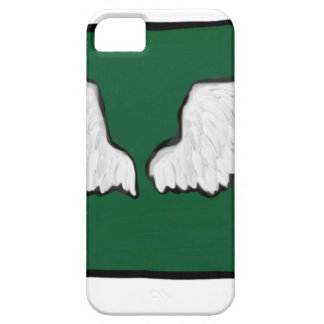 Norht Dakota Tough Wings Barely There iPhone 5 Case