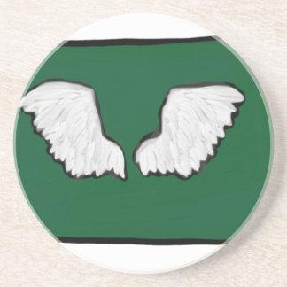 Norht Dakota Tough Wings Coaster