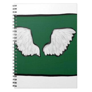 Norht Dakota Tough Wings Notebooks