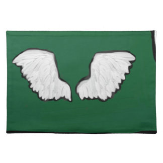 Norht Dakota Tough Wings Placemat