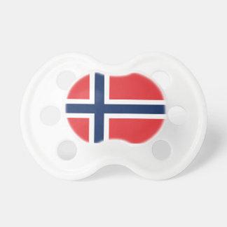 norieguian Flag Baby Pacifiers