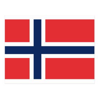 norieguian Flag Postcard