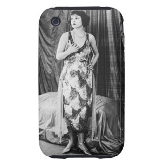 Norma Talmadge 1920s IPhone Case iPhone 3 Tough Cover