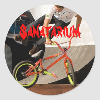 normal_630095688_1209321692, Sanatarium Classic Round Sticker