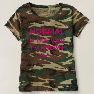 Normal Camo T-Shirt