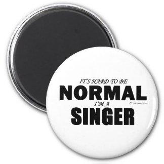 Normal Singer Magnet