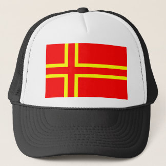 Norman Flag T-Shirts Trucker Hat