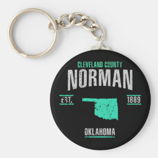 Norman Key Ring
