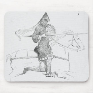 Norman Knight Mouse Pad